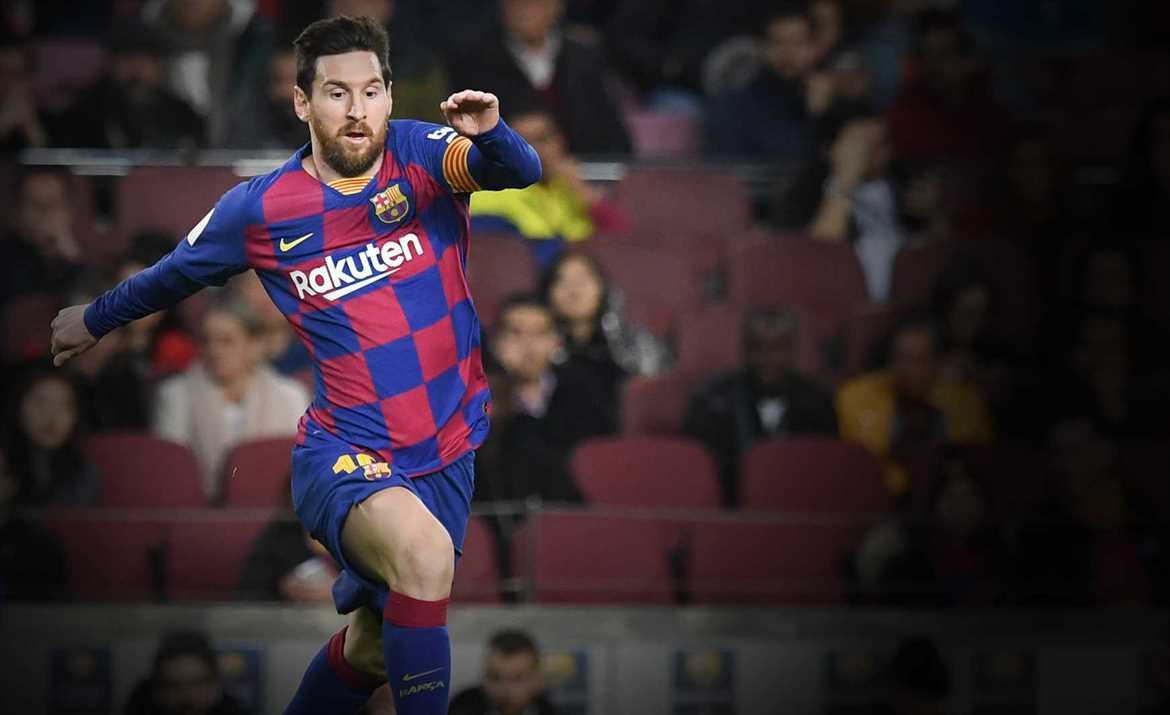 Messi to do it again?