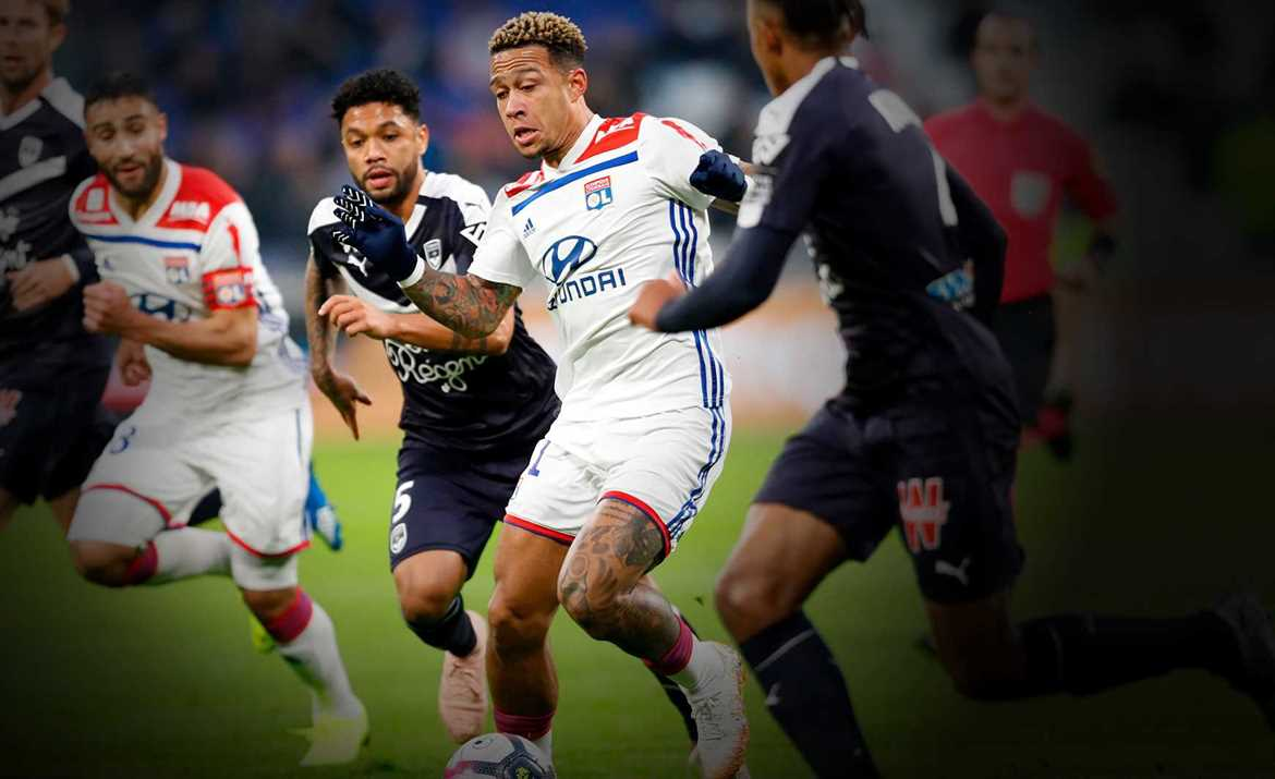 Can Lyon snatch 2nd spot?