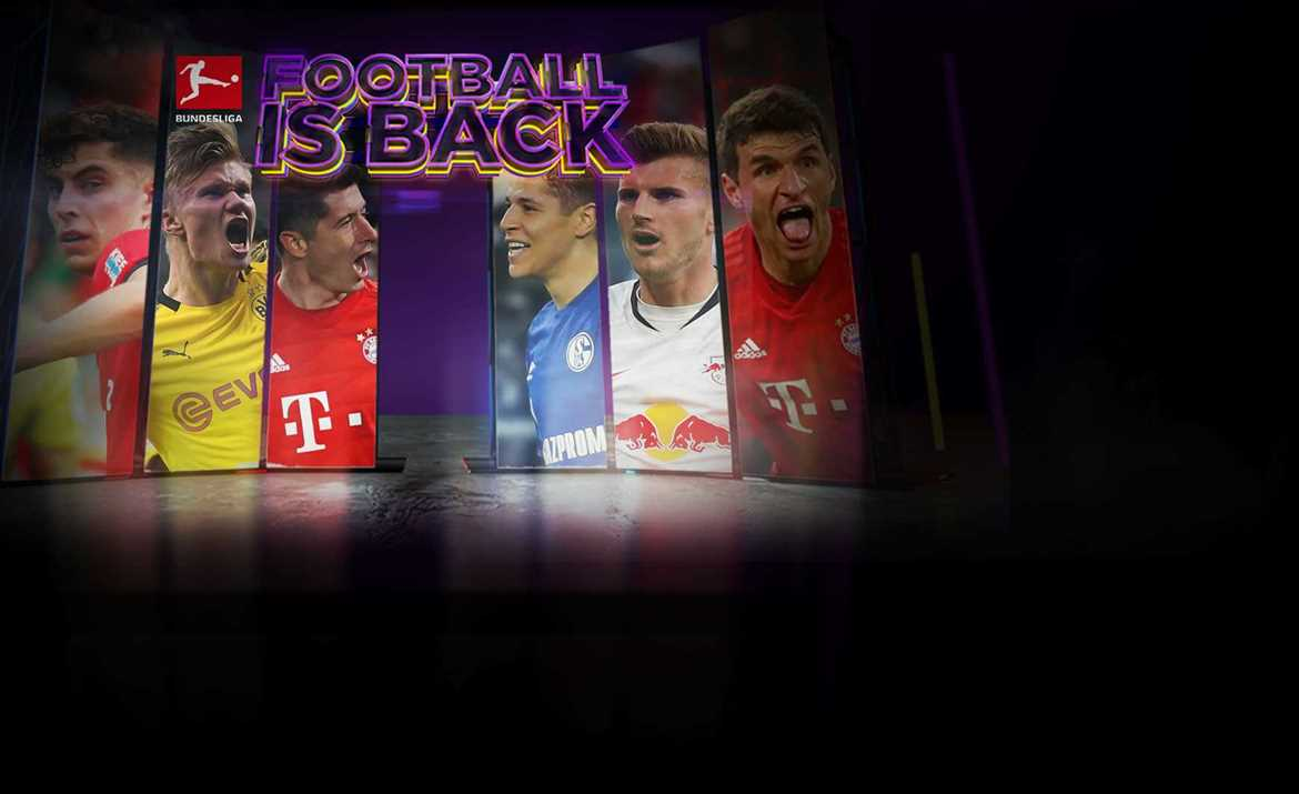 The Bundesliga Returns!