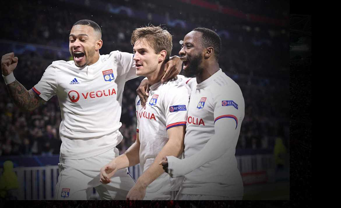 Depay to star for Lyon?