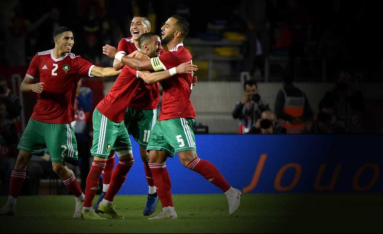 Ziyech bersinaruntuk Morocco?