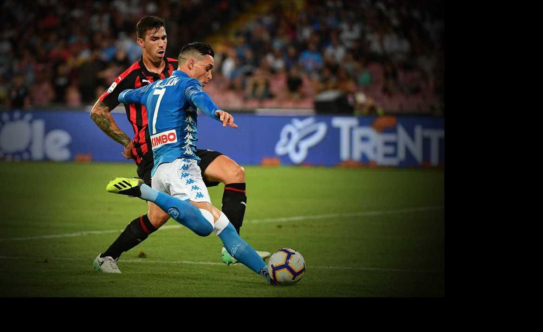 Will Milan stun title-chasers Napoli?