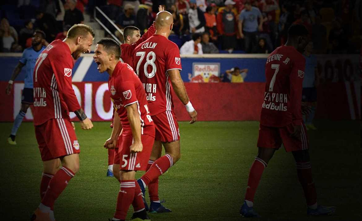 Can the Red Bulls climb up the MLS table?