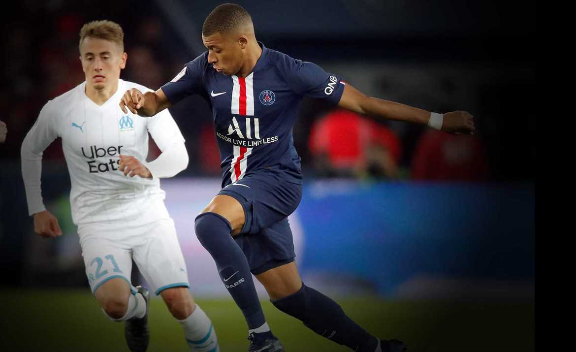 The Icardi & Mbappe Show