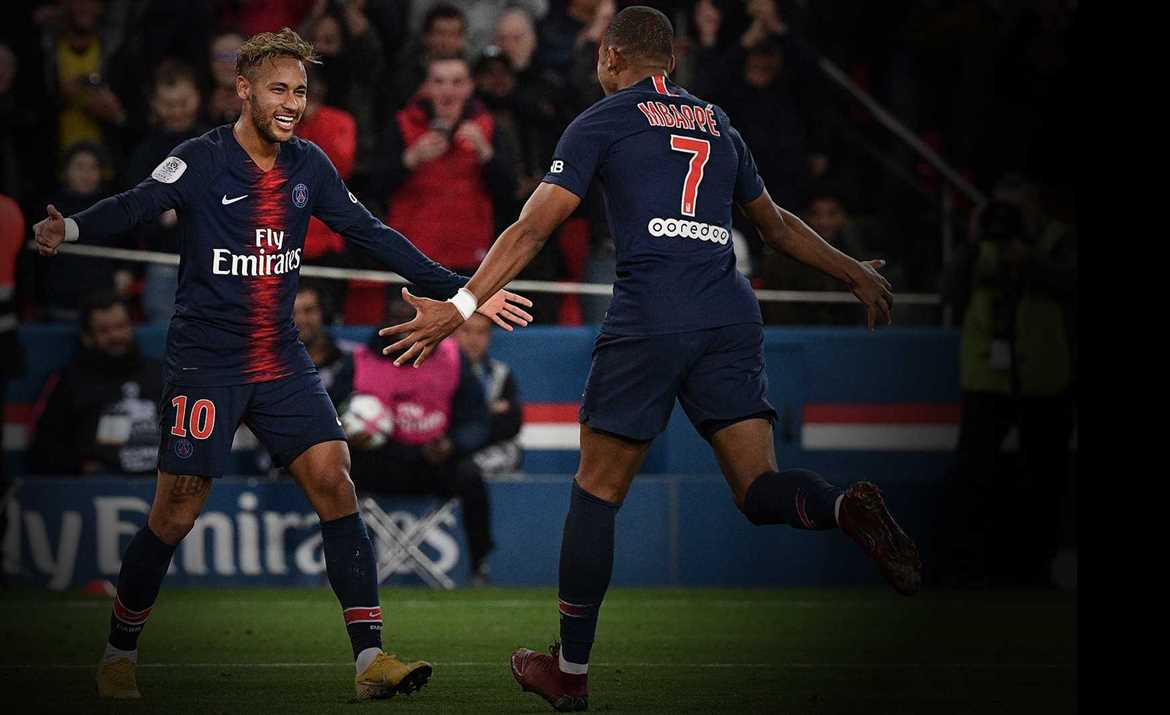 Can anyone stop PSG?