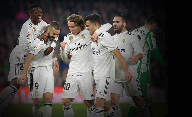 Can Madrid overtake Sevilla?