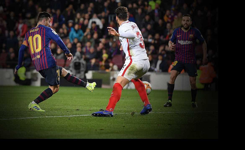 Sevilla menghadang Barcelona?