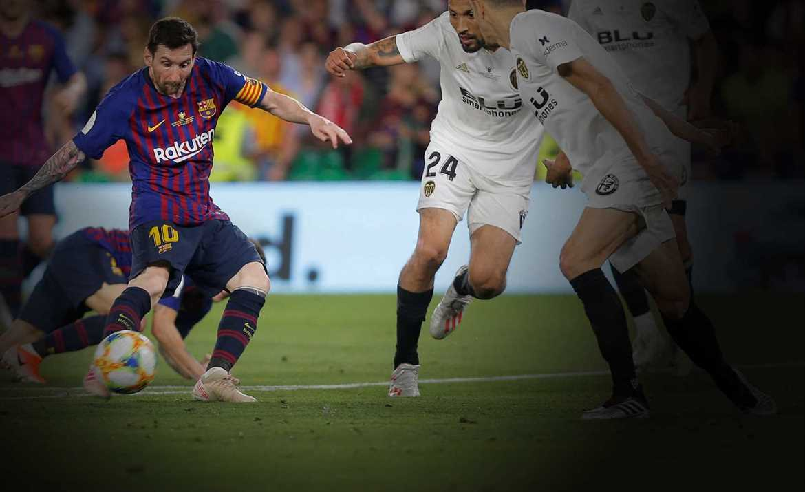 Double delight for Barca?