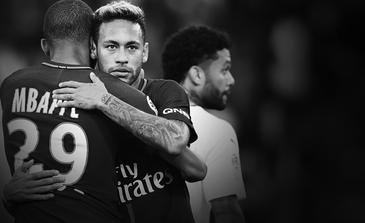Neymar - Mbappe combo to strike again?
